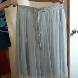 Lauren Conrad, beautiful, lined,tulle skirt